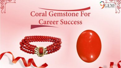Coral Gemstone For Career Success
