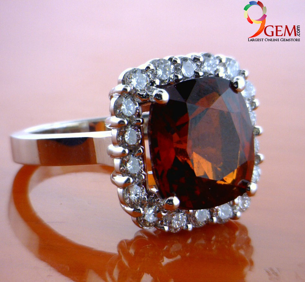 Healing Properties of Hessonite Garnet Gemstones