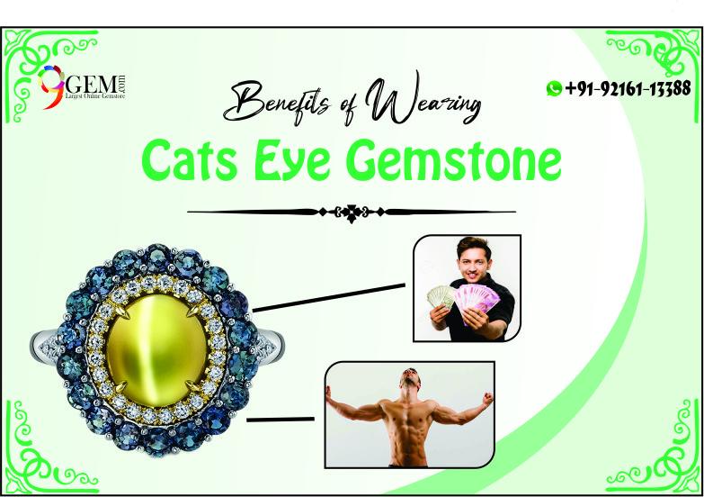Benefits of wearing catseye gemstone