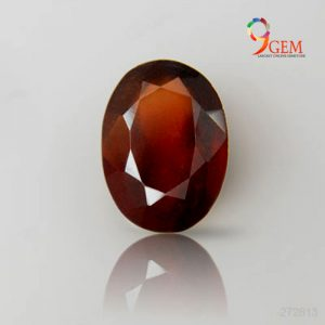 Hessonite Gomed Gemstone