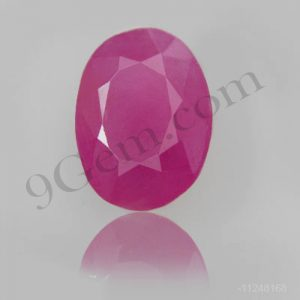 Ruby Manik Gemstone