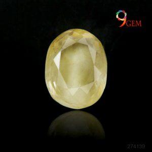 yellow sapphire pukhraj gemstone
