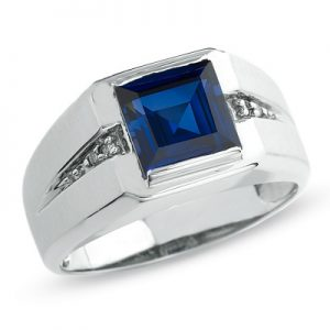 Sapphire engagement Rings-9Gem