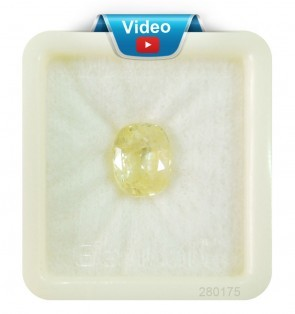 Fine Grade Yellow Sapphire