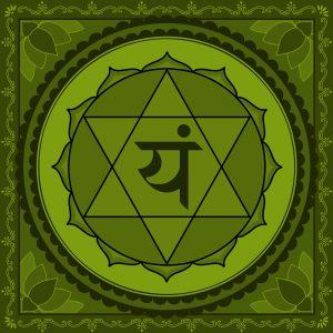 heart chakra sign