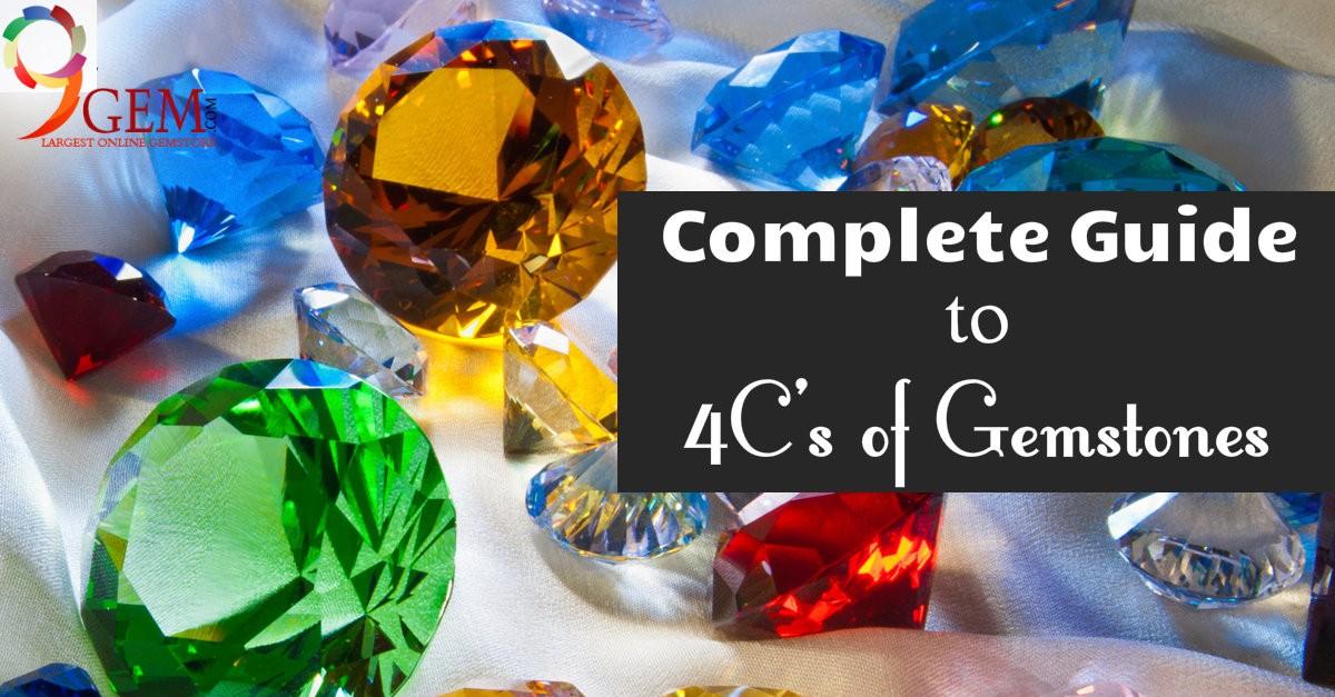 9gem piyush 4c of gemstones