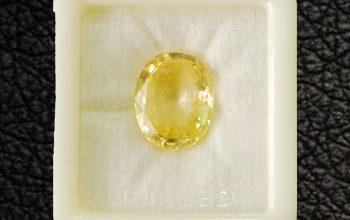 yellow sapphire 11267873