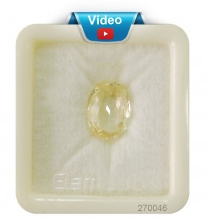 Ceylon Astrological Guru Ratna 5.1CT (8.5 Ratti)