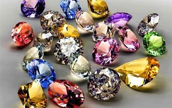 Colorful Gemstones