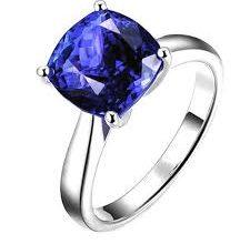 Blue Sapphire- September Birthstone