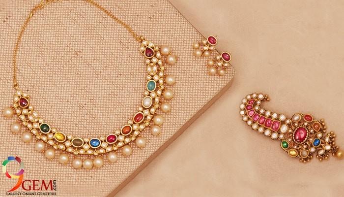 Navratna Jewelry