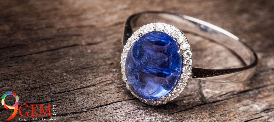 Bold And Luxurious Top Gemstone Engagement Rings-9Gem