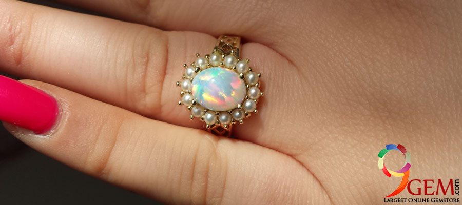 How To Care For Your Opal Jewelry