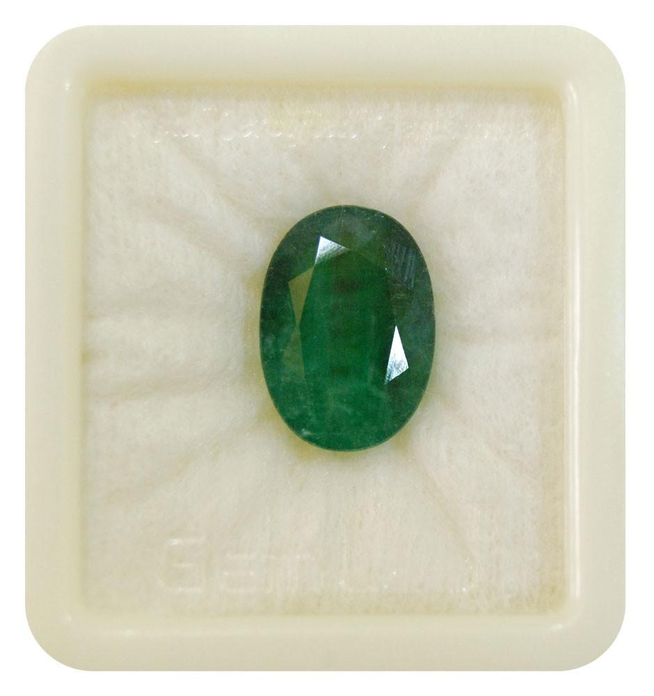 Zambian emerald gemstone