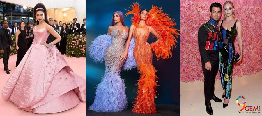 2019 Met Gala Celebrities And Their Jewelry