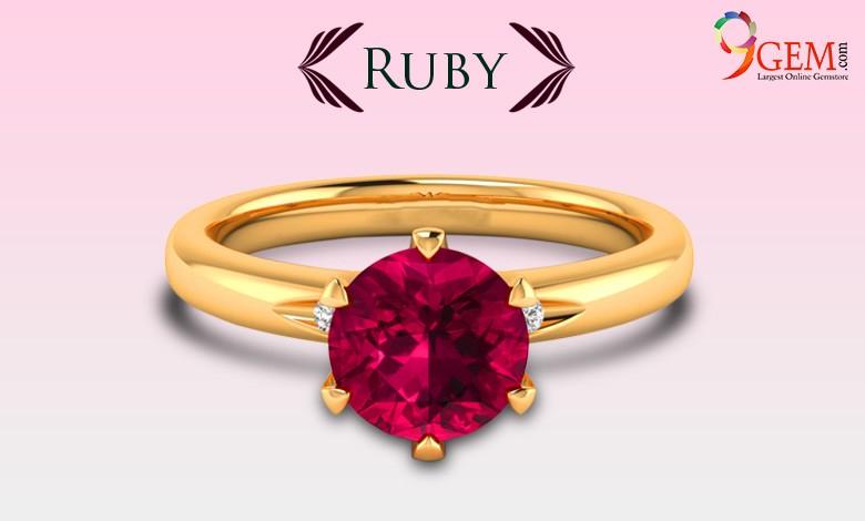 Ruby gemstone-9Gem