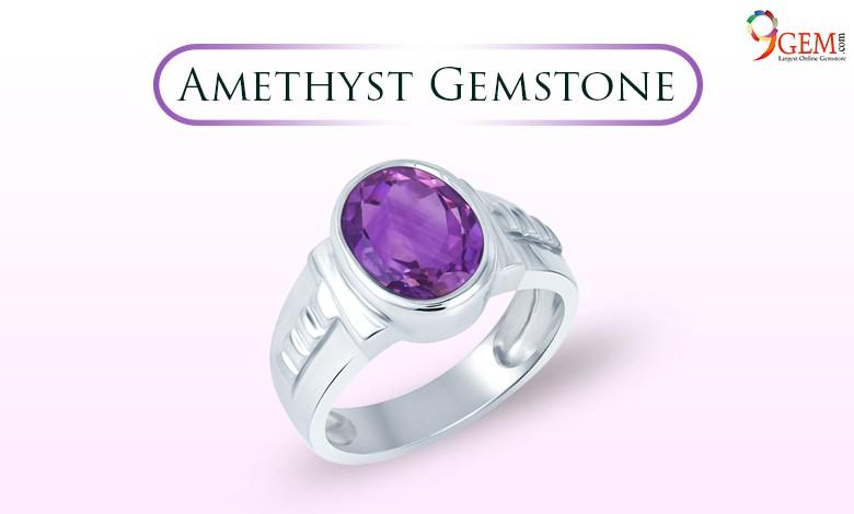 Amethyst Stones-9gem
