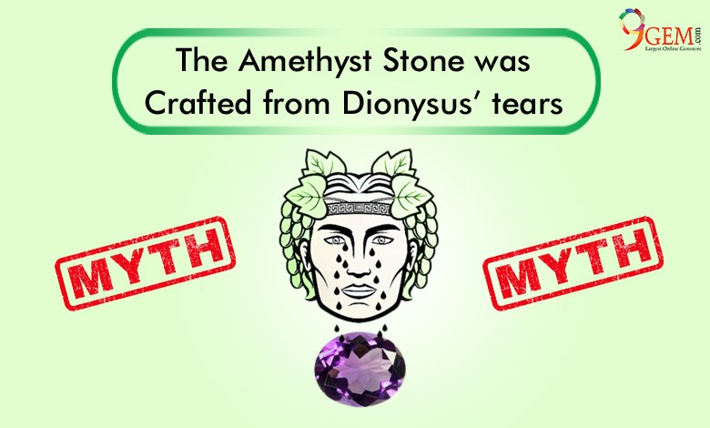Some old and interesting myths related to gemstones
