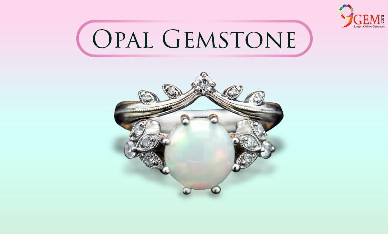 Opal Gemstone-9gem