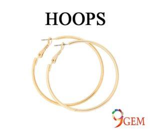 Hoops Jewelry Fashion