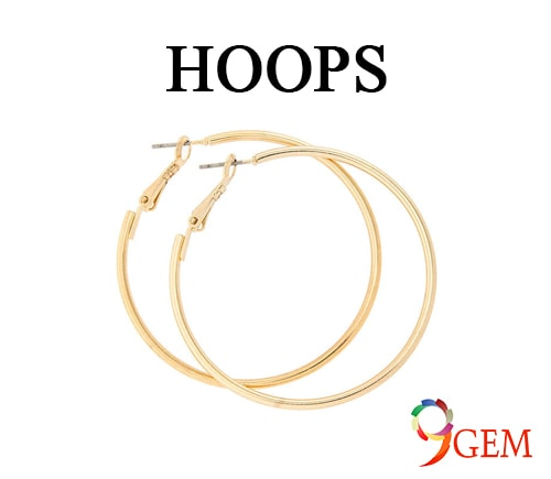 Hoops Jewelry Fashion