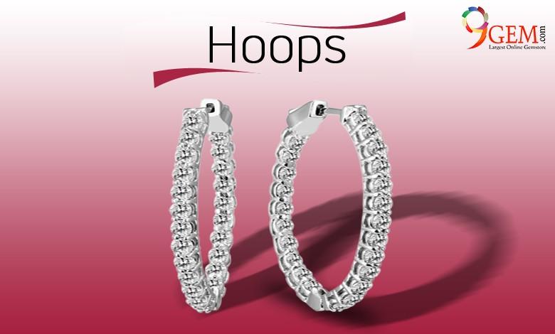 Hoops Fashion Earrings-9gem