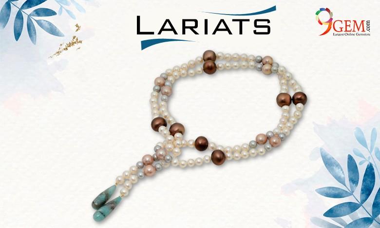 Lariats Type Jewelry