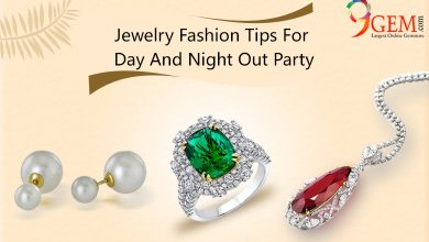 Jewelry Fashion Tips For Day And Night Out Party