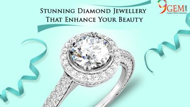 Stunning Diamond Jewellery That Enhance Your Beauty