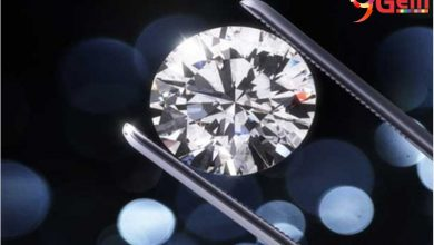 Diamond for health