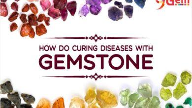 Curing Diseases Gemstone